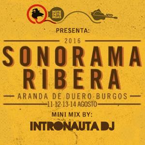 Sonorama Ribera 2016 (Mini mix para NoTeDetengas mgzine)