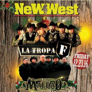 Maldad & Tropa F mix new west