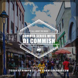 DJ Commish - Mid-Week Mix Soca 7-26-17
