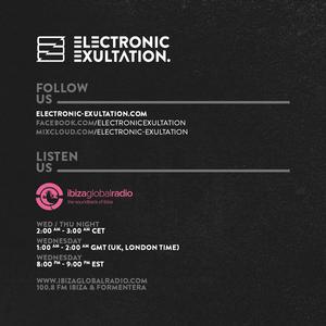 Electronic Exultation 073-Ibiza Global Radio-25-05-2016-Mixed By Nathan Pole