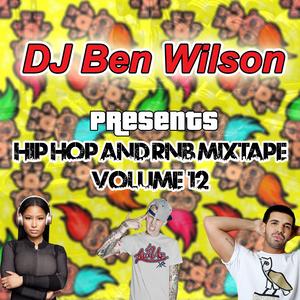 HIP HOP & R&B MIXTAPE VOLUME 12