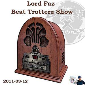 Beat Trotterz Show's mixx 2011-03-12