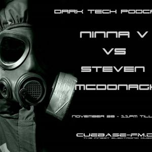 Banging Techno set played on Ninna V's Dark Tech podcast 28th November 2011. Listen,Share and most o