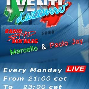i Venti d'Azzurro live Marcello and Paolo Jay 09-01-2017