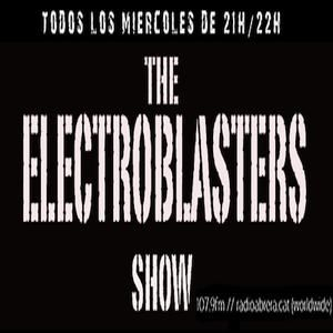 The Electro Blasters Show - 13_12_2012 HardGroove Show