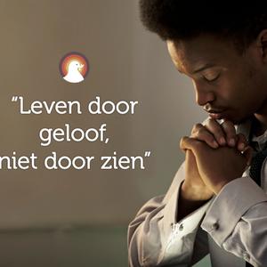 """""""Leven door geloof, niet door zien"""" - Voorganger Roy Manikus 20-7-2015"""