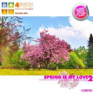 Laurent Tenstone - 4 Season in the Mix - The Spring is My Love 2012 (Part 01) 2 CCRM038