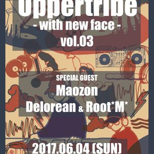 Uppertribe -With New Face- vol.3