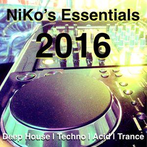 NiKo's Essentials 2016 - House Peaktime