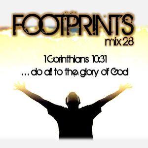 FOOTPRINTS Mix 28 - Christian Contemporary Mix