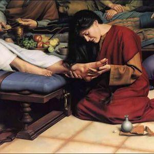 Ce vedem in ceilalti? - predica la a V-a duminica din Post (Luca 7, 36-50)