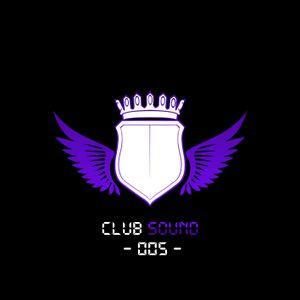 Club Sound 005 - mixed by DJ Kia 2009
