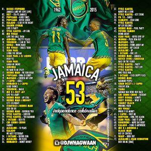 VA-Dj WhaGwaan - Jamaica (Promo Cd) 2015