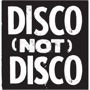 Disco (Not ) Disco Show - 26.04.11 - Part One
