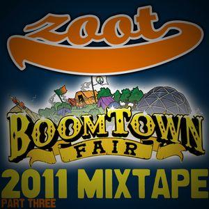 Boomtown Fair 2011 Mixtape (Vol.3)