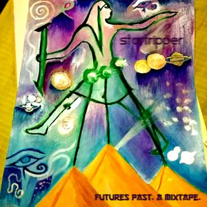 FUTURES PAST: A MIXTAPE BY STARTRIPPER.