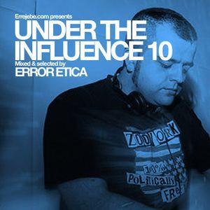 Under the influence vol 10_ Error Etica