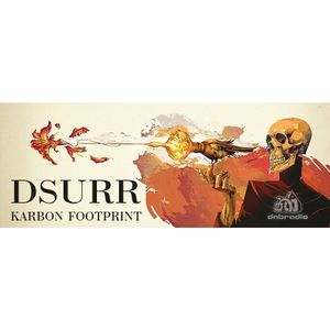 DSurr - Karbon Footprint - 009 -  DNBRadio - 06.07.16