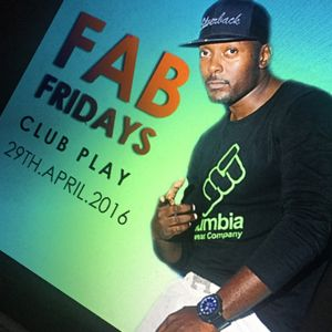 FabFridays 29th April 2016 set 2- Dj Apeman ( live ) @clubPlay