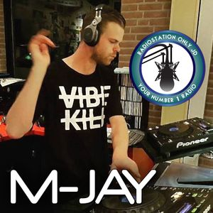 M-Jay Ibiza Vibes - Episode #037 (June 2016)