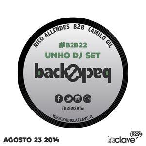 #B2B22 - Umho - 22 agosto 2014