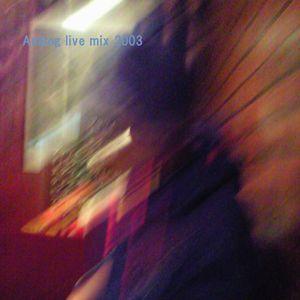 Analog live mix 2002