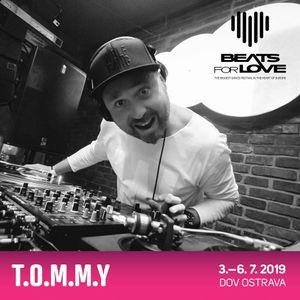 dj T.O.M.M.Y - TECHNO IS ADDICTIVE vol.4 - Live Set RedBull TECHNO STAGE, BEATS FOR LOVE 5.7.2019