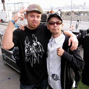 DJ Shadow and DJ Krush - Live in Leeds (1995)