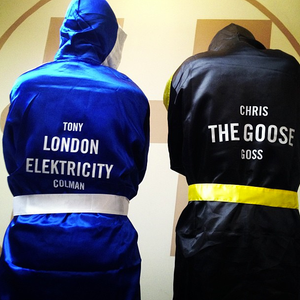 London Elektricity mix for Soul Patrol May 2000