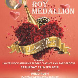 Roy Medallion : 2018-01-14-2000