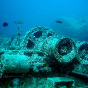 drone - underwater groove tek
