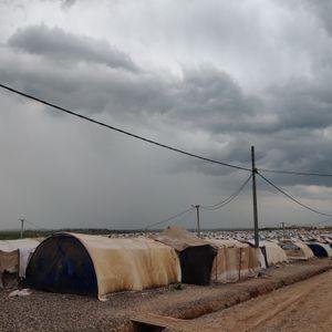 """אליזבט צורקוב בראיון לגל""""צ על ביקורה בסוריה ובעיראק"""