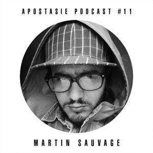 Apostasie podcast #11 - Martin Sauvage
