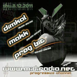 Prog Bit - Live Dj Set @ midiradio 9/12/2011