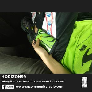 SGCR Radio Show #50 - 04.04.2018 Episode Part 1 ft. HORIZON99