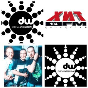 DIGITAL WEDNESDAY - Dancing Radio-Show (DJ Doronin 29 apr 2015)