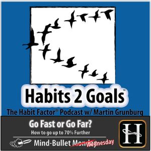 S02-Mind Bullet Wed 21: Go Fast or Go Far?