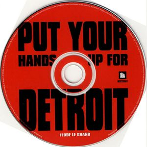 Put your hands up for Detroit - Techno Pioneers I