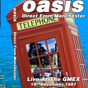Oasis Manchester 1997