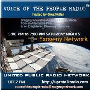 Voice - Of - The - People- Gregory Miller Oct 01 2016 W/Dr. Desmond Green and Kevin Cady
