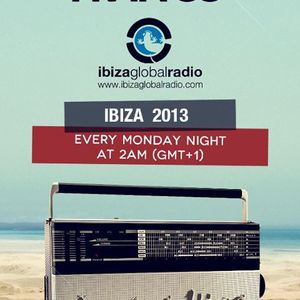 Camilo Franco Loves Ibiza Radio Show w/ 2Lovers Djs as special guest - 09/09/2013