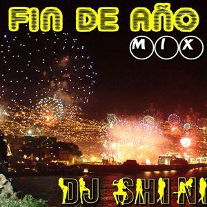 DJ Shini -  Fin De Año Mix
