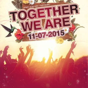 Together We Are Festival Mix 2nd Edition