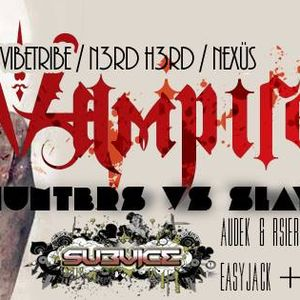 Hunters vs. Slayers Promo Live Mix