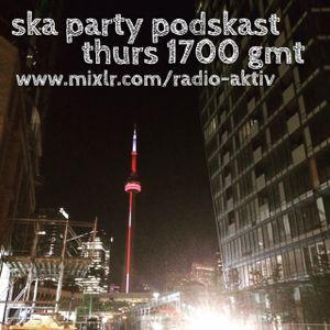 ska party podSKAst june 25