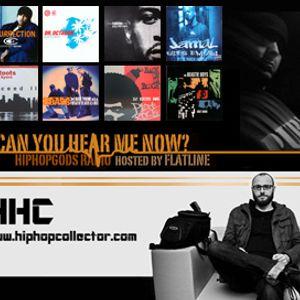 HipHopGods Radio - Episode 52 - Special remix edition