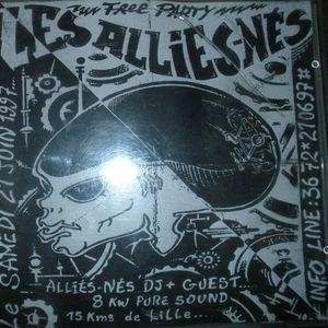 Kiko HC Mix // les Alliés Nés // Lille // 1997