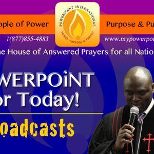 POWER Prayers LIVE - 10/22/2018 (494)