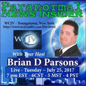Paranormal News Insider with Dr. Brian Parsons_20170725_323