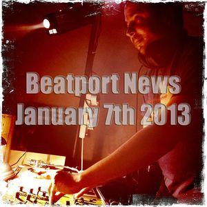 Florian Breidenbach - Beatport News 07.01.2013